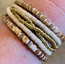 Load image into Gallery viewer, Multi Strand Stretch Bracelet Set