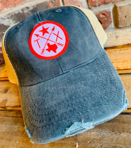 TX Arrow Trucker Cap