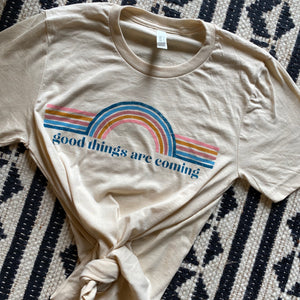 Good Things Coming Tee