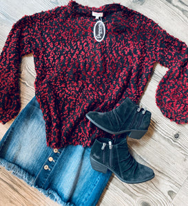 Sydney Speckled Sweater