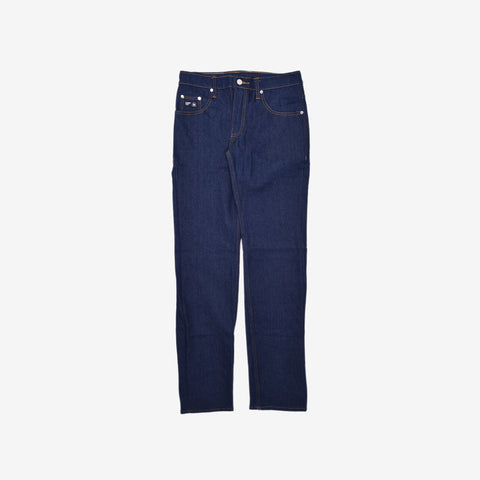 Jeans Blue Indigo Folded