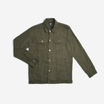 Exventura Canvas Solid Reseda Green