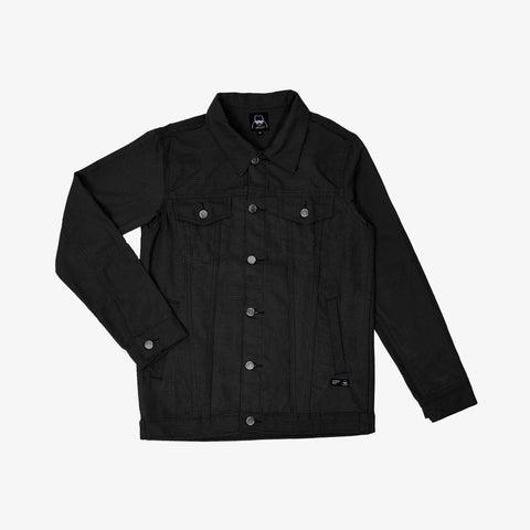 Exventura Canvas Solid Black