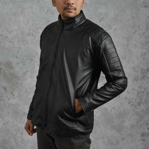 MX Bikers Jacket (Syntetic Leather)