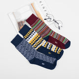 C2 Socks Navy