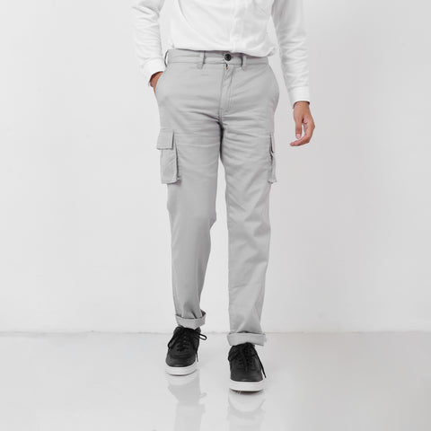 Escape Cargo Pants Grey