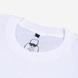 T-Shirt Ant Fun Logo White