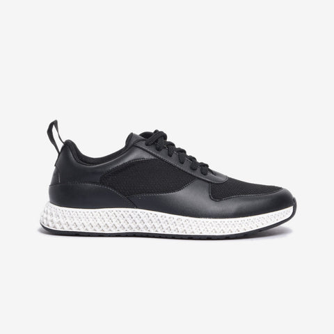 Aflex Black White Sole