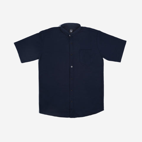 Cexa Shirt Short Sleeve Navy