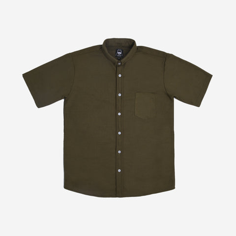 Cexa Shirt Short Sleeve Army