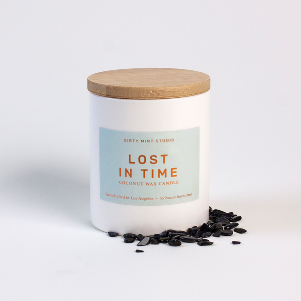 LOST IN TIME <br>/Black Currant Tea/