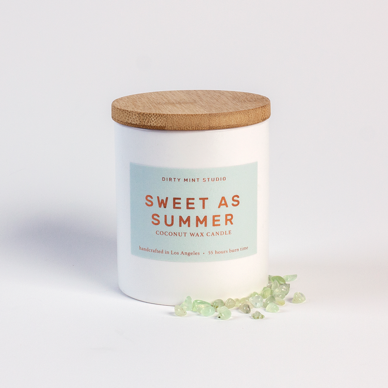 SWEET AS SUMMER <br>/Honeydew Melon/