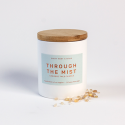 THROUGH THE MIST <br>/White Tea/