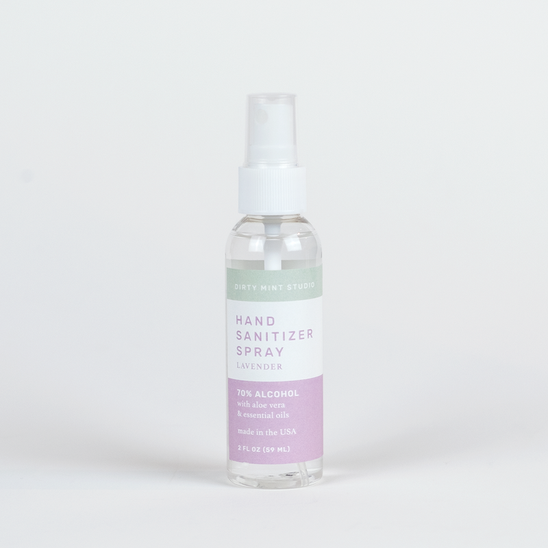 HAND SANITIZER SPRAY <br>/LAVENDER/