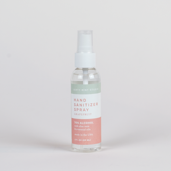 HAND SANITIZER SPRAY <br>/GRAPEFRUIT/