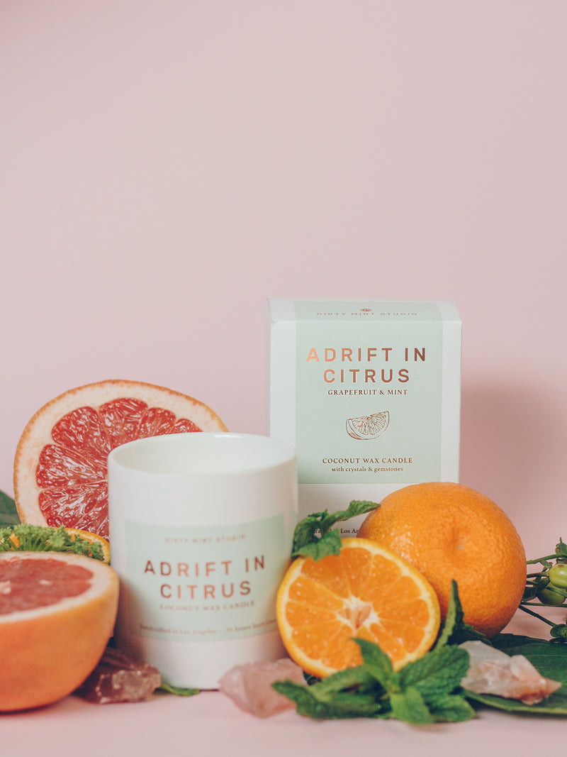 ADRIFT IN CITRUS <br>/Grapefruit & Mint/