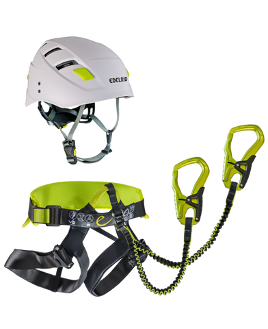 Via Ferrata set Edelrid Jester Comfort Kit