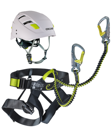 Via Ferrata set Edelrid Jester Kit