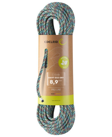 Dinamična vrv Edelrid Swift Eco Dry 8,9 mm