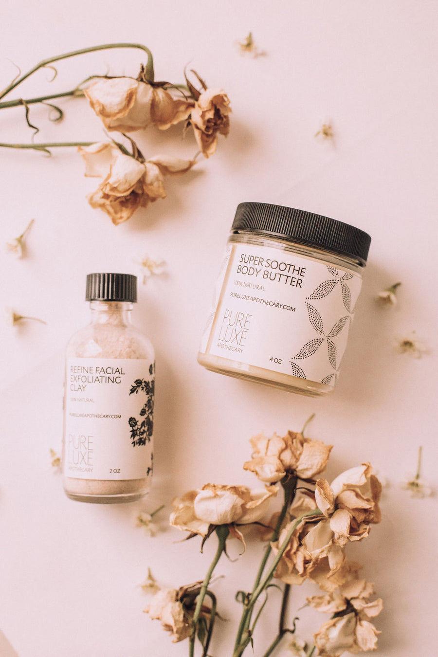 PURE LUXE APOTHECARY REFINE FACIAL CLAY