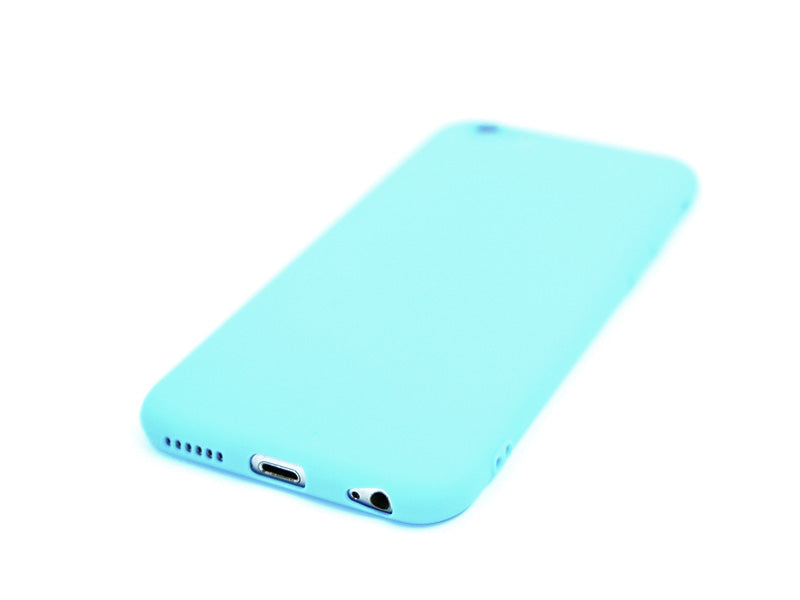 Capa Second Skin Apple iPhone 6/6S Azul Elétrico