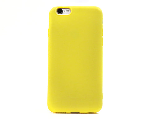 Capa Second Skin Apple iPhone 6/6S Amarela