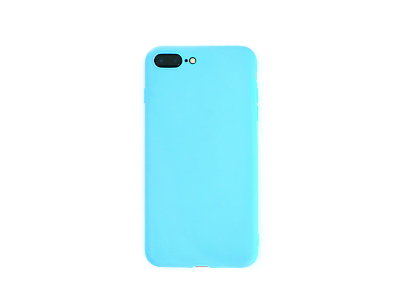 Capa Second Skin Apple iPhone 7 Plus/8 Plus Azul Elétrico