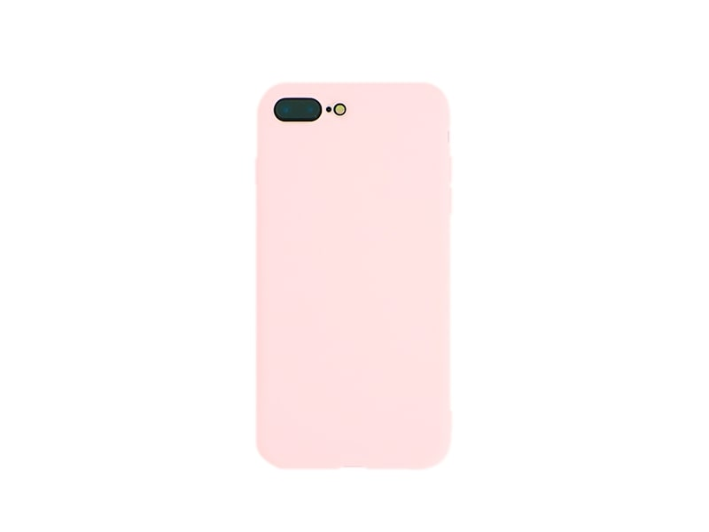Capa Second Skin Apple iPhone 7 Plus/8 Plus Rosa