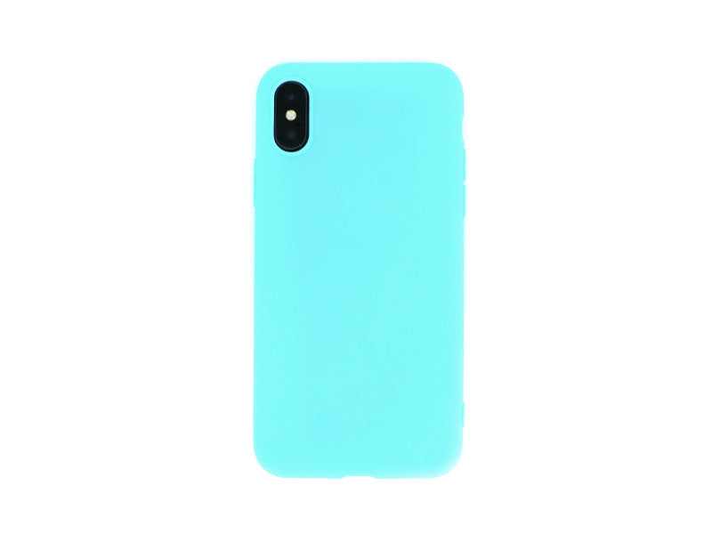 Capa Second Skin Apple iPhone X/XS Azul Elétrico