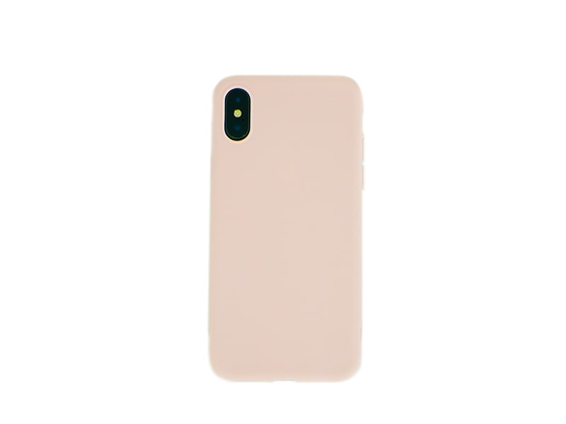 Capa Second Skin Apple iPhone X Rosa