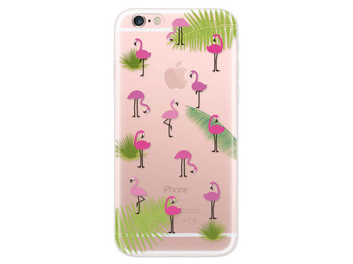 Capa 4 You Flamingos 4-OK para iPhone 6/6S