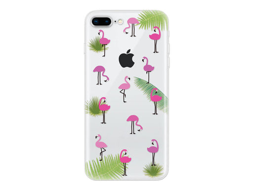 Capa 4 You Flamingos 4-OK para iPhone 7 Plus/8 Plus