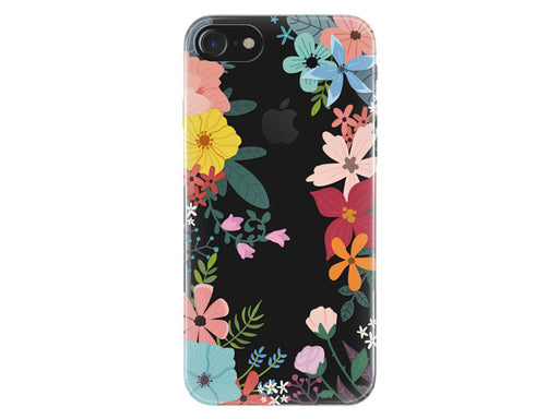 Capa 4u Flowers 4-OK para iPhone 7/8
