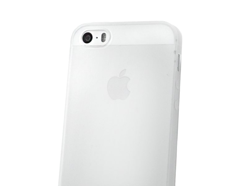 Capa Second Skin Apple iPhone 5S/SE Transparente