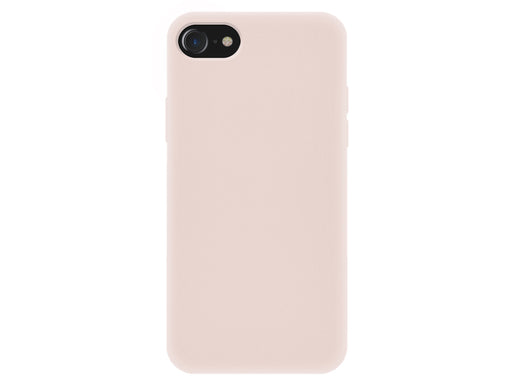 Capa Velvet Touch iPhone 6/6S/7/8 Rosa 4-OK