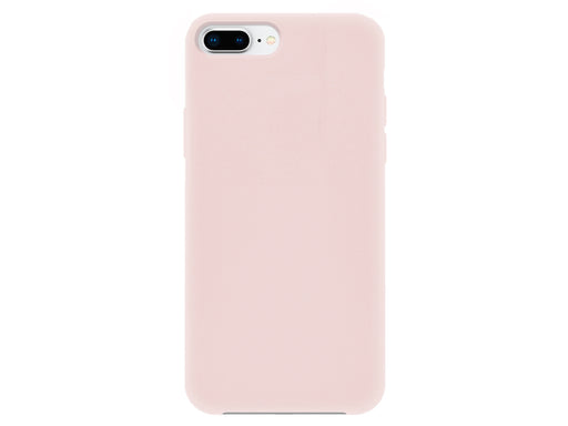 Capa Velvet Touch iPhone 7 Plus/8 Plus Rosa 4-OK