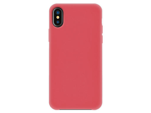 4-OK Velvet Touch iPhone X/XS Hibiscus Back