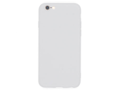 Capa Second Skin Apple iPhone 6/6S Cinza Back
