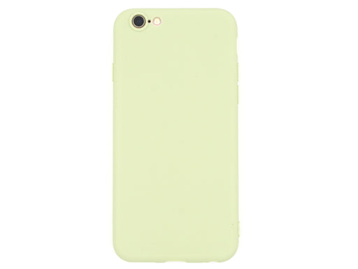 Capa Second Skin Apple iPhone 6/6S Matcha Green Back