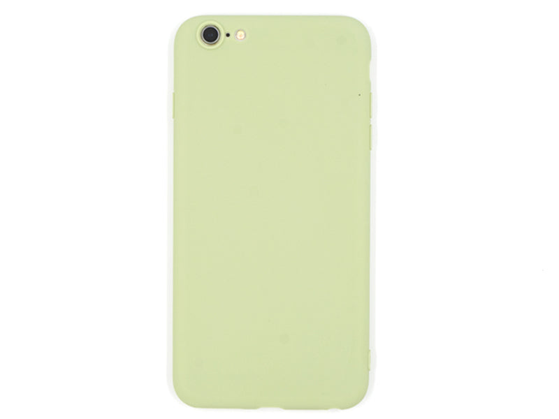 Capa Second Skin Apple iPhone 6 Plus/ 6S Plus Matcha Green Back