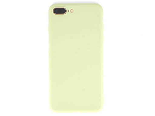 Capa Second Skin Apple iPhone 7 Plus/ 8 Plus Matcha Green Back