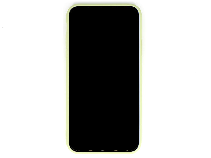 Capa Second Skin Apple iPhone X/XS Matcha Green Front