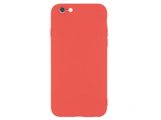 Capa Second Skin Apple iPhone 6/6S Vermelha Back