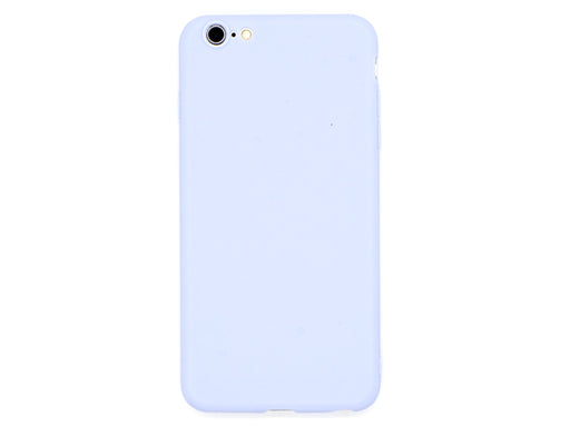 Capa Second Skin Apple iPhone 6 Plus/ 6S Plus Azul Claro Back