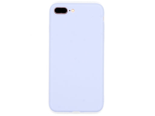 Capa Second Skin Apple iPhone 7 Plus/ 8 Plus Azul Claro Back