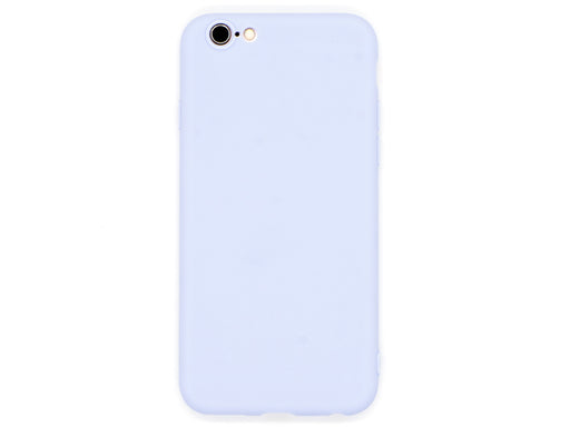 Capa Second Skin Apple iPhone 6/6S Azul Claro Back