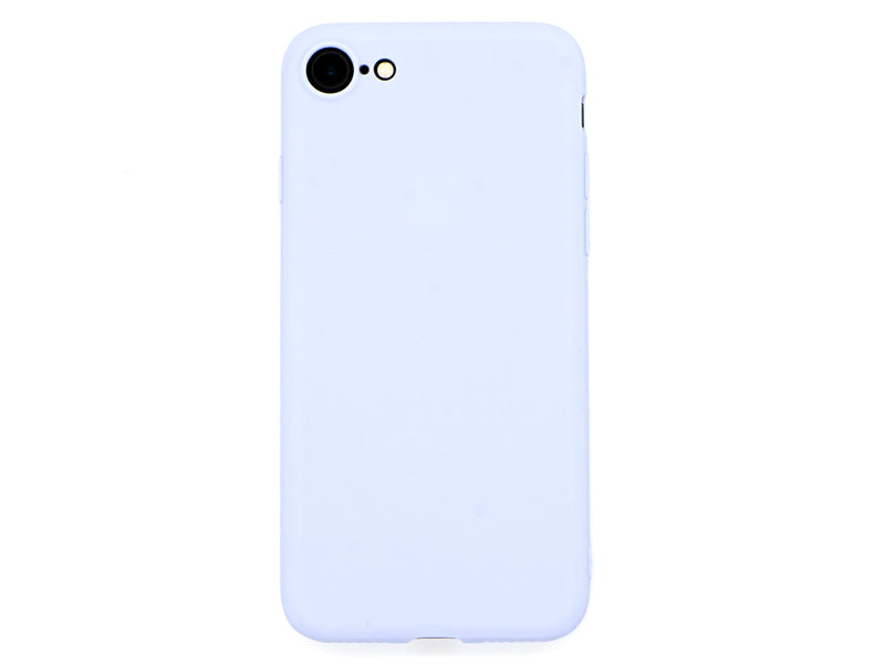 Capa Second Skin Apple iPhone 7/8 Azul Claro Back