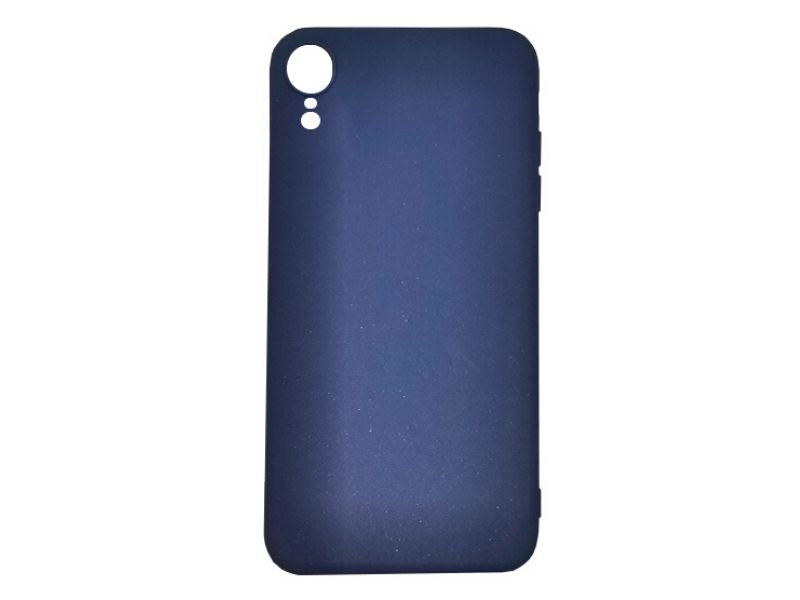 Capa iPhone XR Second Skin - Azul