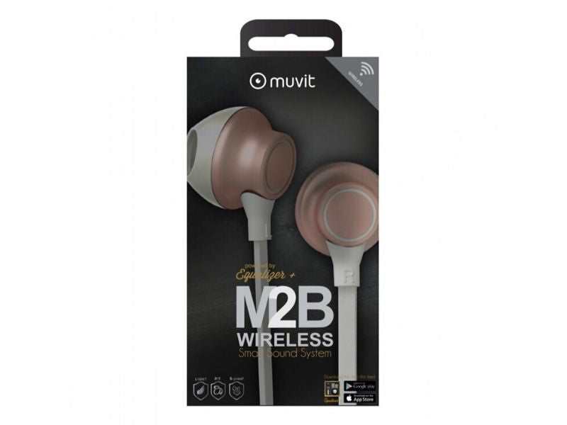 Auriculares Bluetooth Wireless M2B Muvit