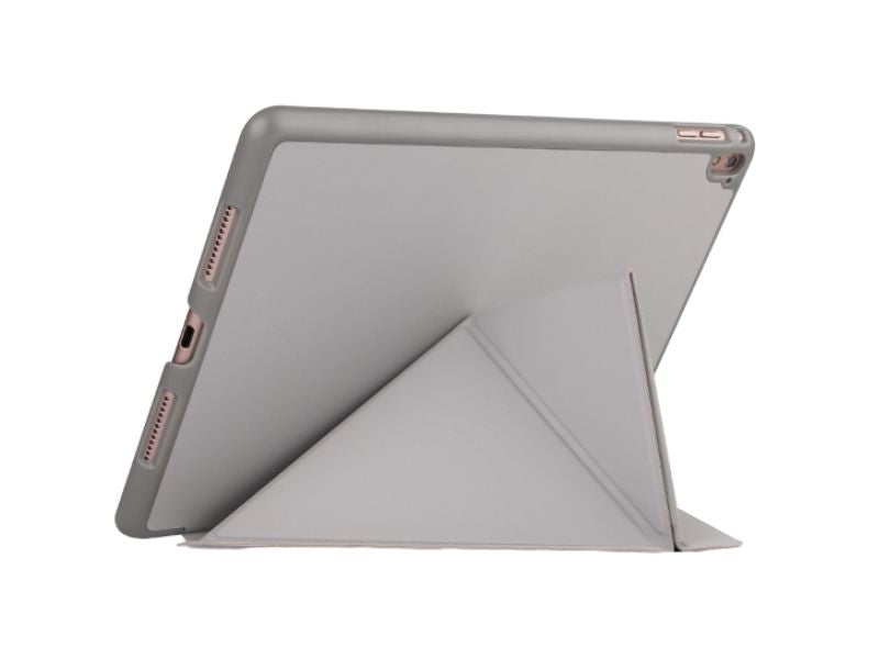 Capa iPad Mini 4 Origami G-Case - Cinzenta Moonlight Silver